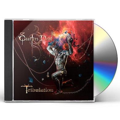 3 Quarters Dead TRIBULATION CD