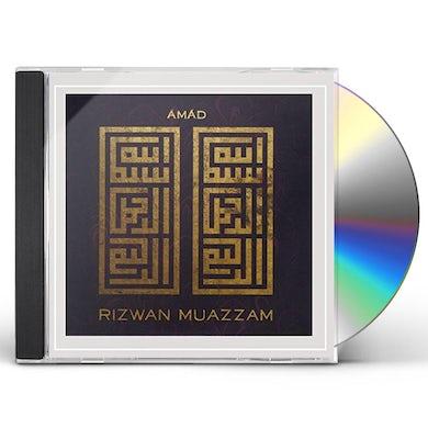 Rizwan Muazzam AMAD CD