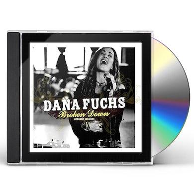 Dana Fuchs BROKEN DOWN ACOUSTIC SESSIONS CD