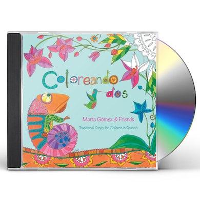Marta Gomez COLOREANDO DOS CD