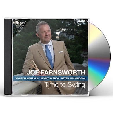 Joe Farnsworth TIME TO SWING CD