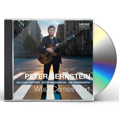 What Comes Next CD