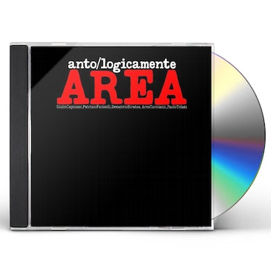 Area ANTO/LOGICAMENTE CD