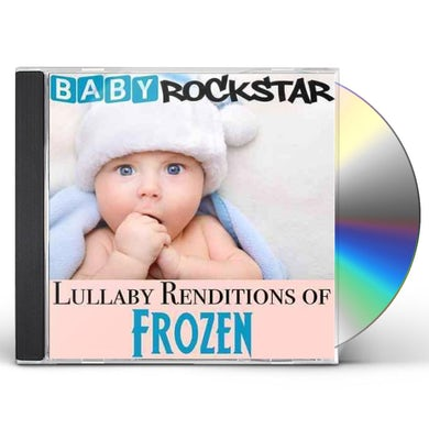 Baby Rockstar  Lullaby Renditions of Disney's Frozen (OST) CD