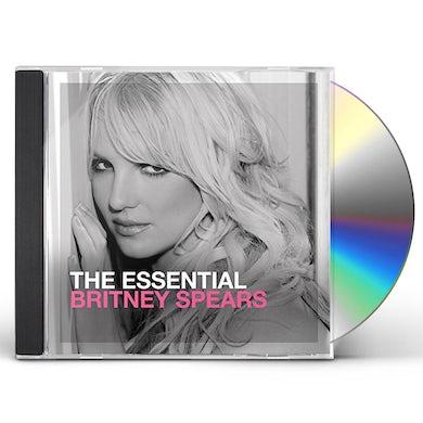 ESSENTIAL BRITNEY SPEARS CD