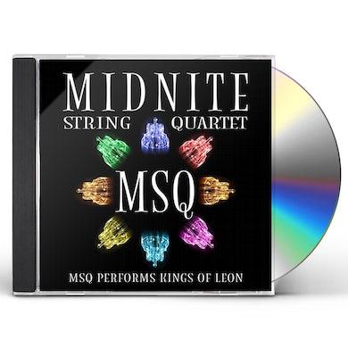 Midnite String Quartet MSQ PERFORMS KINGS OF LEON (MOD) CD