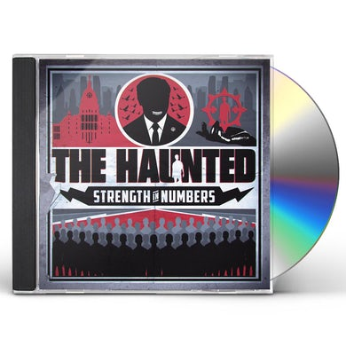 Haunted STRENGTH IN NUMBERS CD