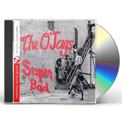 The O'Jays SUPER BAD CD