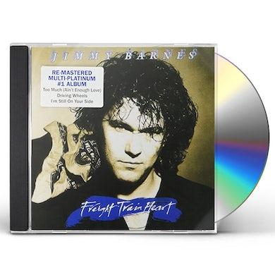 Jimmy Barnes FREIGHT TRAIN HEART CD