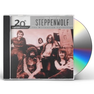 Steppenwolf 20TH CENTURY MASTERS: COLLECTION CD
