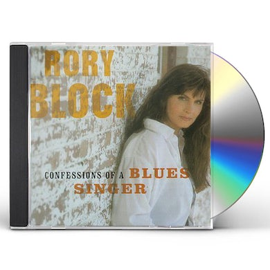 Rory Block CONFESSIONS OF A BLUES SINGER CD