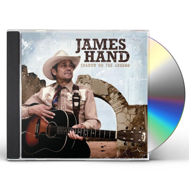 James Hand SHADOW ON THE GROUND CD