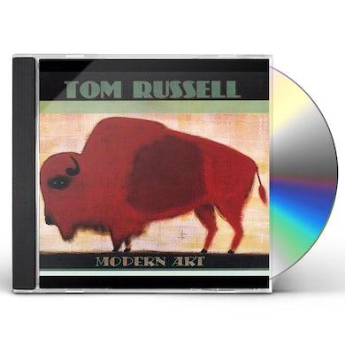 Tom Russell MODERN ART CD