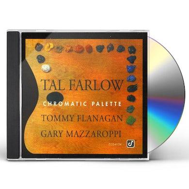 Tal Farlow CHROMATIC PALETTE CD