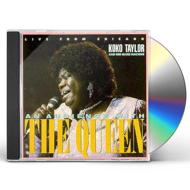 Koko Taylor LIVE FROM CHICAGO - AN AUDIENCE WITH THE QUEEN CD