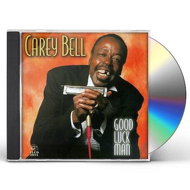 Carey Bell GOOD LUCK MAN CD