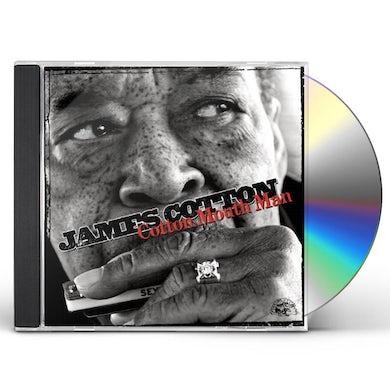 James Cotton COTTON MOUTH MAN CD