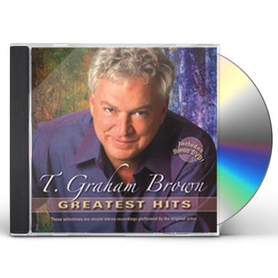 T Graham Brown GREATEST HITS CD