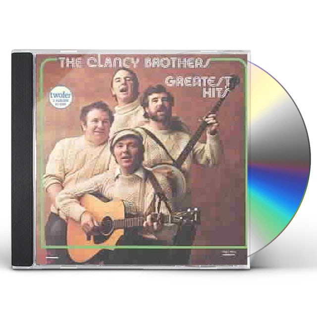 Clancy Brothers GREATEST HITS CD