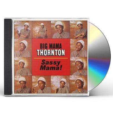 Big Mama Thornton SASSY MAMA CD