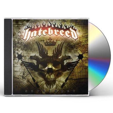 Hatebreed SUPREMACY CD