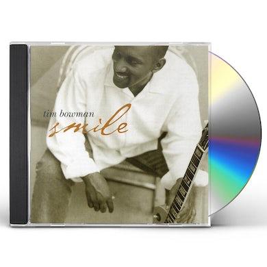 Tim Bowman SMILE CD