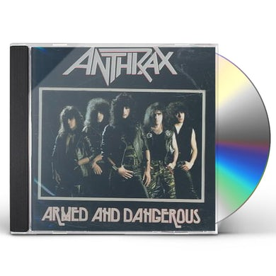 Anthrax ARMED & DANGEROUS CD