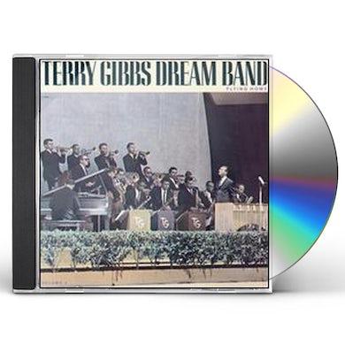 Terry Gibbs FLYING HOME 3 CD
