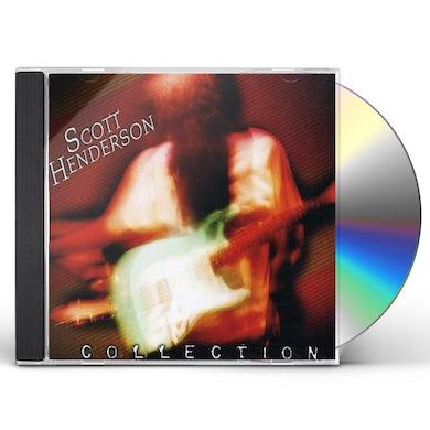 Scott Henderson COLLECTION CD