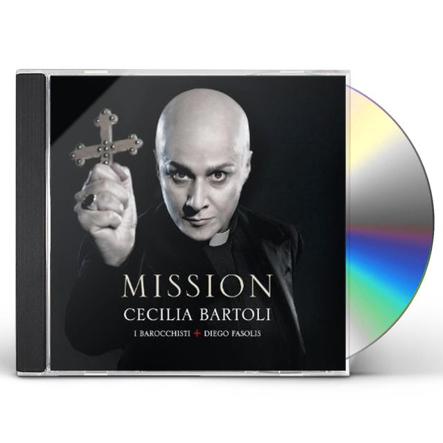 Cecilia Bartoli MISSION CD