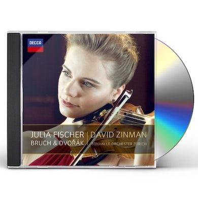 BRUCH & DVORAK CONCERTOS CD