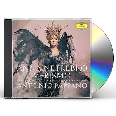Anna Netrebko VERISMO CD