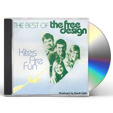 Free Design KITES ARE FUN: BEST OF CD
