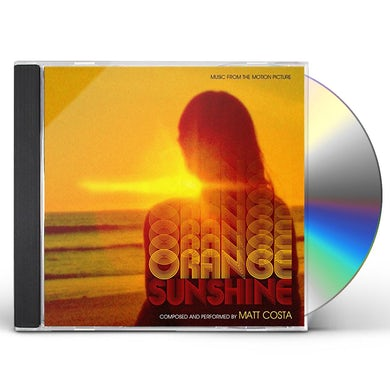Matt Costa ORANGE SUNSHINE - MUSIC FROM THE MOTION PICTURE CD