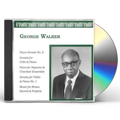 Walker CHAMBER WORKS CD