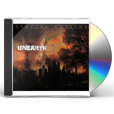 Unearth ONCOMING STORM (SPECIAL EDITION) CD