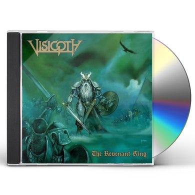 Visigoth REVENANT KING CD