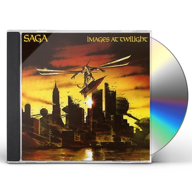 Saga IMAGES AT TWILIGHT CD