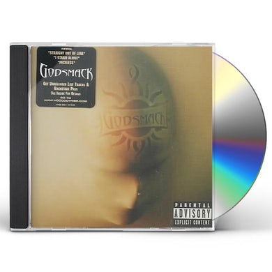 Godsmack FACELESS CD