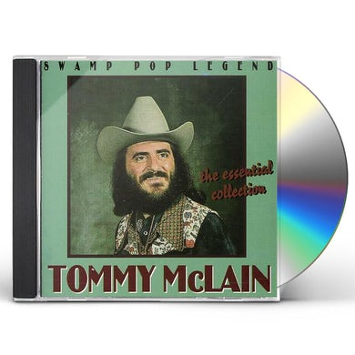 Tommy McLain ESSENTIAL COLLECTION CD