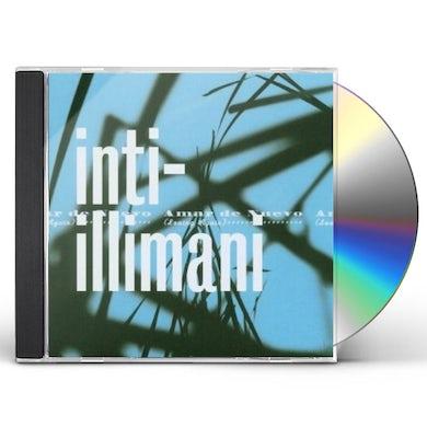 Inti-Illimani AMAR DE NUEVO CD