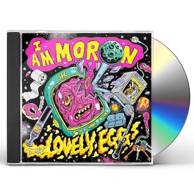 The Lovely Eggs  I Am Moron CD