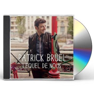 Patrick Bruel LEQUEL DE NOUS CD