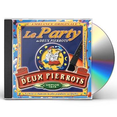 Les Deux Pierrots L'AMBIANCE ORIGINALE CD