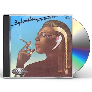 Sylvester DO YA WANNA FUNK CD