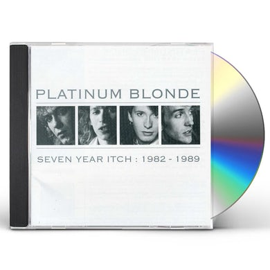 Platinum Blonde SEVEN YEAR ITCH: 1982-1989 CD