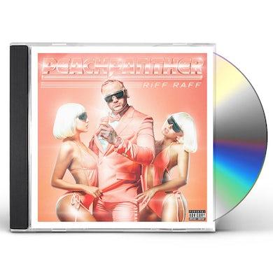 Riff Raff  PEACH PANTHER CD