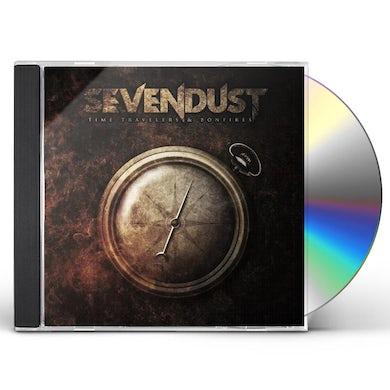 Sevendust TIME TRAVELERS & BONFIRES CD