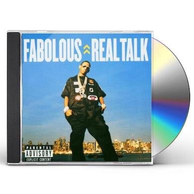 Fabolous REAL TALK CD