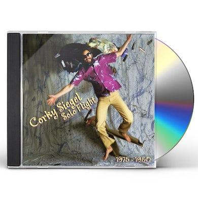 Corky Siegel SOLO FLIGHT 1975-1980 CD